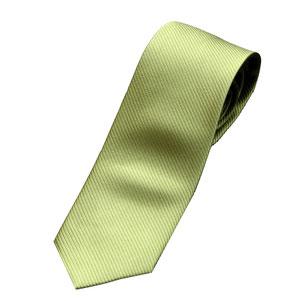 Corbata seda ottoman verde
