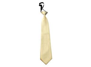 Corbata laboral beige