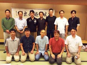 全国から神戸に集結した塾長先生たち