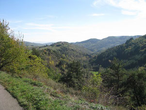 chemin de Montaigne; GR89