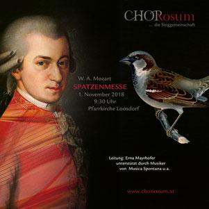 Wolfgang Amadeus Mozart in Melk
