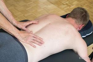 Klassische Massage Schweidische Massage
