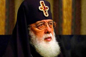 Патриарх Грузии Илия II
