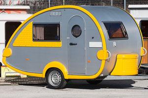 T B 320 Gran Sasso Caravan