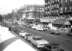 der Boulevard Saint-Martin
