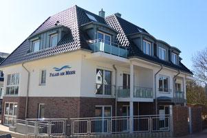 Fewo Nordseepalais im Palais-am-Meer