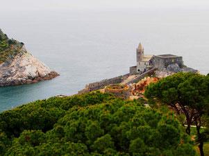 Portovenere - San Pietro - UNESCO Weltkulturerbe -