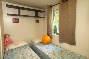 chambre lits jumeaux CATALANE