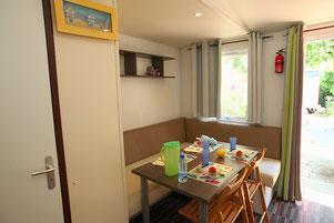 salon mobile home CATALANE