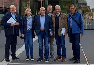 Mitglieder des Heimatvereins besuchten die 'Akademie Heimat Digital' im Fußballmuseum Dortmund - Foto: Heimatverein