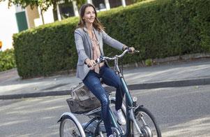 e-Trike für Erwachsene