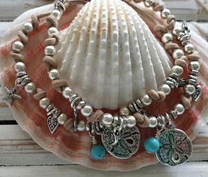 vegan cord boho beach style wristbands handmade in noosa