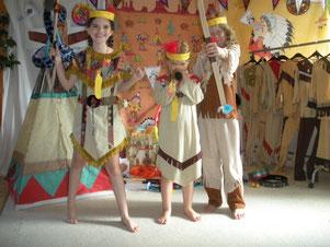 Krieger vom Stamm der Kokinunus von Kokolores-aus-der-Kiste.de