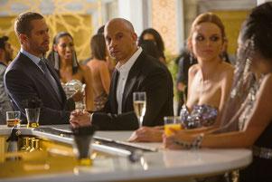 Paul Walker et Vin Diesel (©UPI)