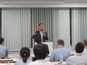 講師:野村和史氏(株式会社パソナ常勤監査役・当協会理事)