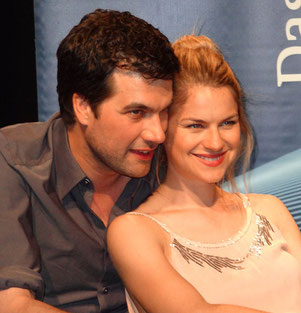 Konstantin and Marlene - the couple of the 8th season