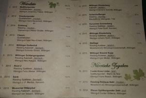 Wein aus Wiltingen, Winzer Felix Weber, Saar-Riesling-Roots, Mosel Bereich Saar