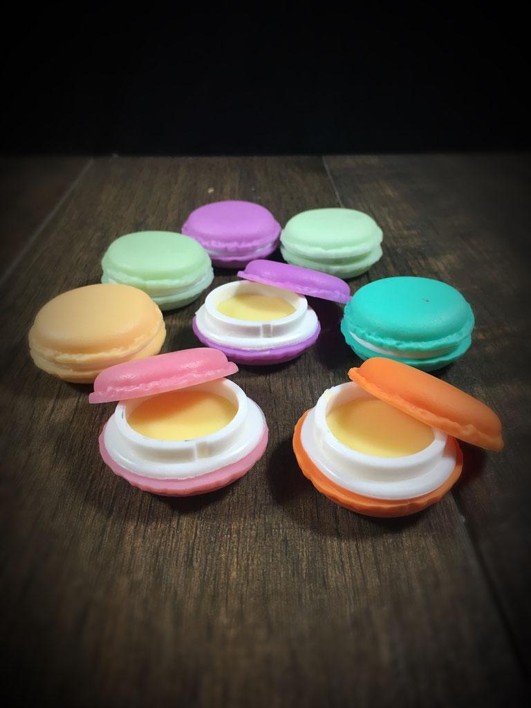 Cheesecake Lippenbalsam Lip Balm Lippenpflege mit Käsekuchen Geschmack vegan aus dem Thermomix