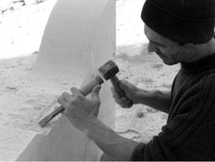 Artisan tailleur de pierre dans le Var : Yannick VALENTE