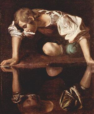 Caravaggio: Narziss (1594-1596)