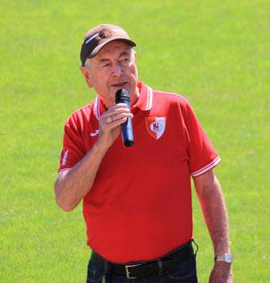 Präsident Kurt Blättler