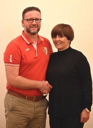 """Präsident"" T. Bucher & Karin Meyer"