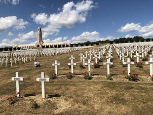 Verdun, France (49° 9′ 35″ N, 5° 22′ 58″ E)!