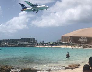 August, 2019. Sint Maarten