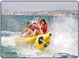 Actividades acuáticas Cádiz
