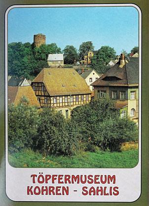 Fotomappe Töpfermuseum Kohren-Sahlis