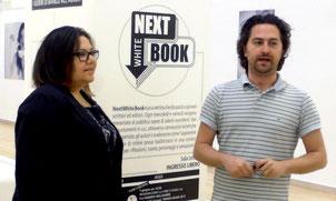 Elisa Martorana intervistata da Luca Russo al WHITE30 a Pescara