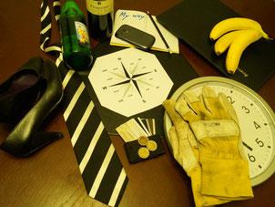 Bild Baustein Selbstmanagement 2 im Fachkräftetraining Fit for Specialist, Tools wie Uhr & Kompass