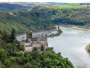 Rhin romantique château