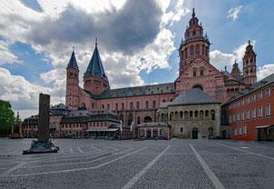 Mainz Mayence Dom cathédrale