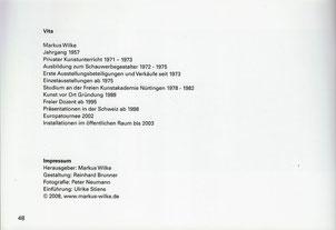 Land und Stadtporträts, Markus Wilke, 48 Seiten | 2008