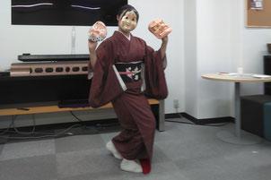 藤間浩菊さんの日本舞踊