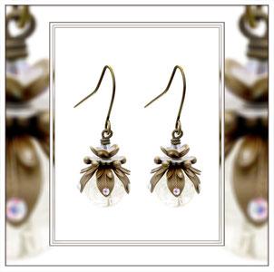 Marilla ° The Tiny Light ° Nachtleuchtende Ohrringe Elfgard®