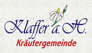 Handtuch Gemeinde Klaffer