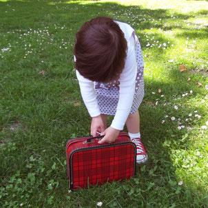 Der Koffer ist gepackt!