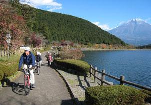 景観を楽しむ「みち下りサイクリング」