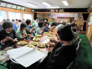 藤沢第37区自治会 料理教室
