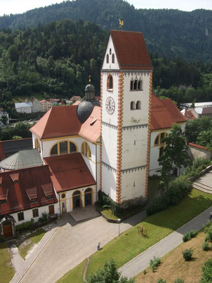 Kloster St. Mang Füssen