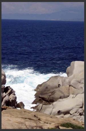 Natur - Sardinien - Angela Göser - Meer
