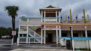 Sunset Grille, Saint Augustine Beach, Florida