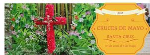 Cartel de las Cruces de Mayo 2015 en Alicante
