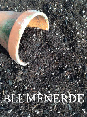 Carbohum Blumenerde