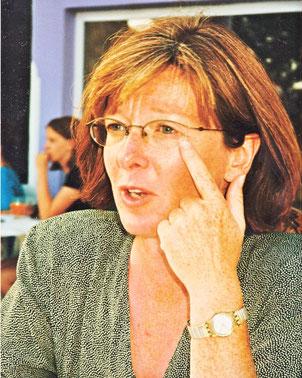 Ursula Pelzer, 1. Vorsitzende von 1993 - 2003