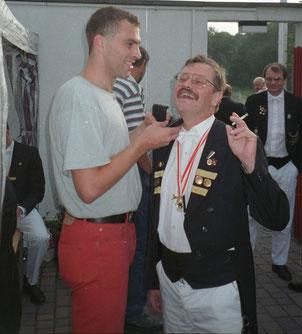 Axel und Herbert 1997