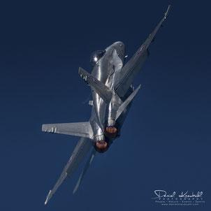 Die Nachbearbeitung in der Fotografie, F/A-18, Swiss Hornet, Kampfjet, Swiss Air Force, Fotografieren mit Leidenschaft, 978-3-9525025-0-1, Autor/Fotograf Daniel Kneubühl, www.danielkneubuehl.com/buch
