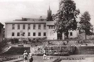 dudweiler, saarbruecken, oberlinhaus, evangelisch, kindergarten, gemeindehaus